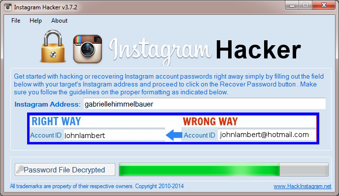 account hacker v399 activation code free download