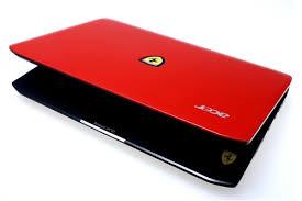 Acer Ferarri Laptop